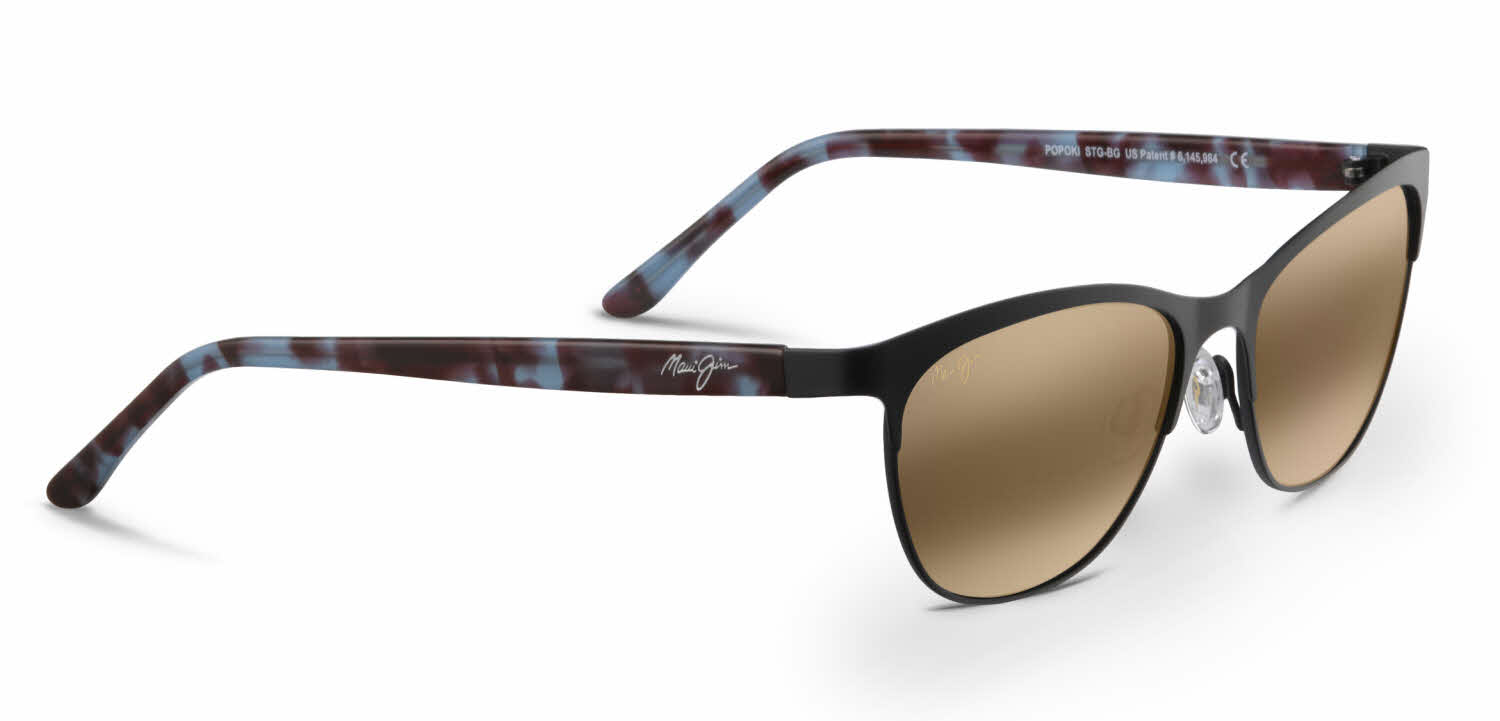 Maui Jim Popoki-729 Prescription Sunglasses