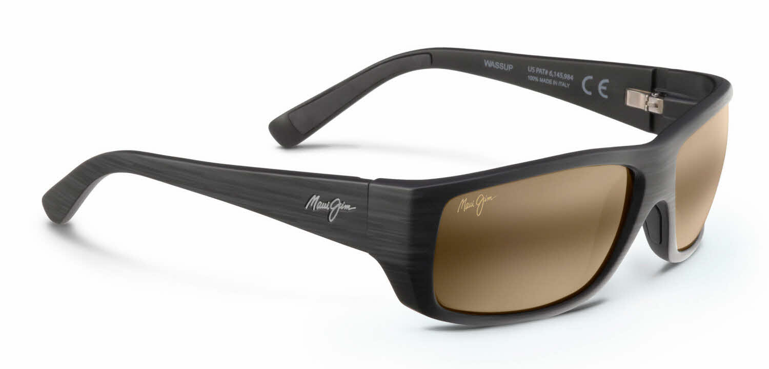 Maui Jim Wassup-123 Prescription Sunglasses