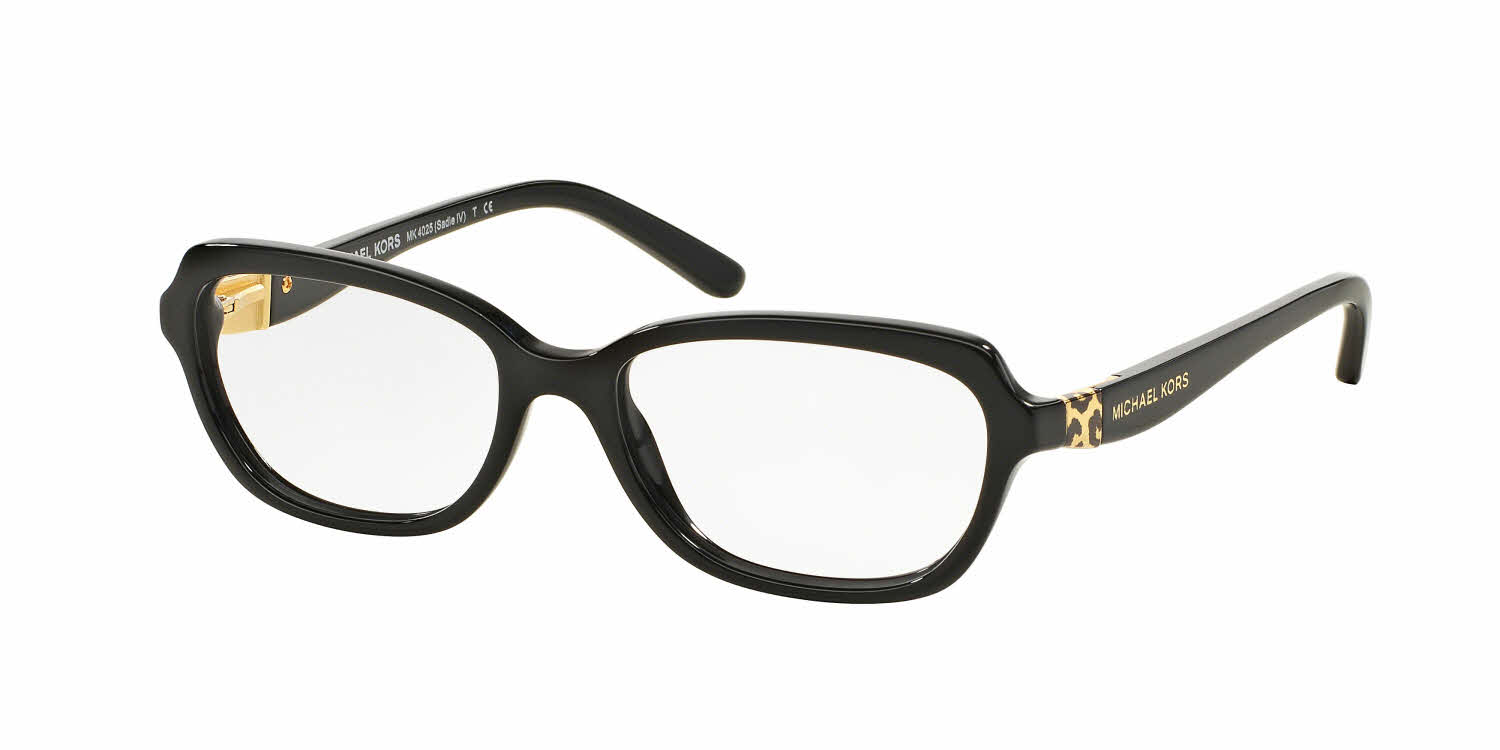 michael kors mk4025f sadie iv alternate fit eyeglasses - Michael Kors Frames