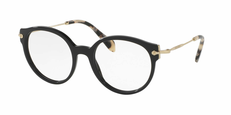 8801db7f8f Miu Miu MU 04PVA Eyeglasses