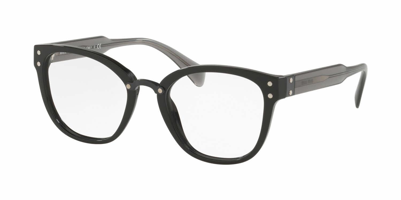 67fd412d127 Miu Miu MU 04QVA Eyeglasses