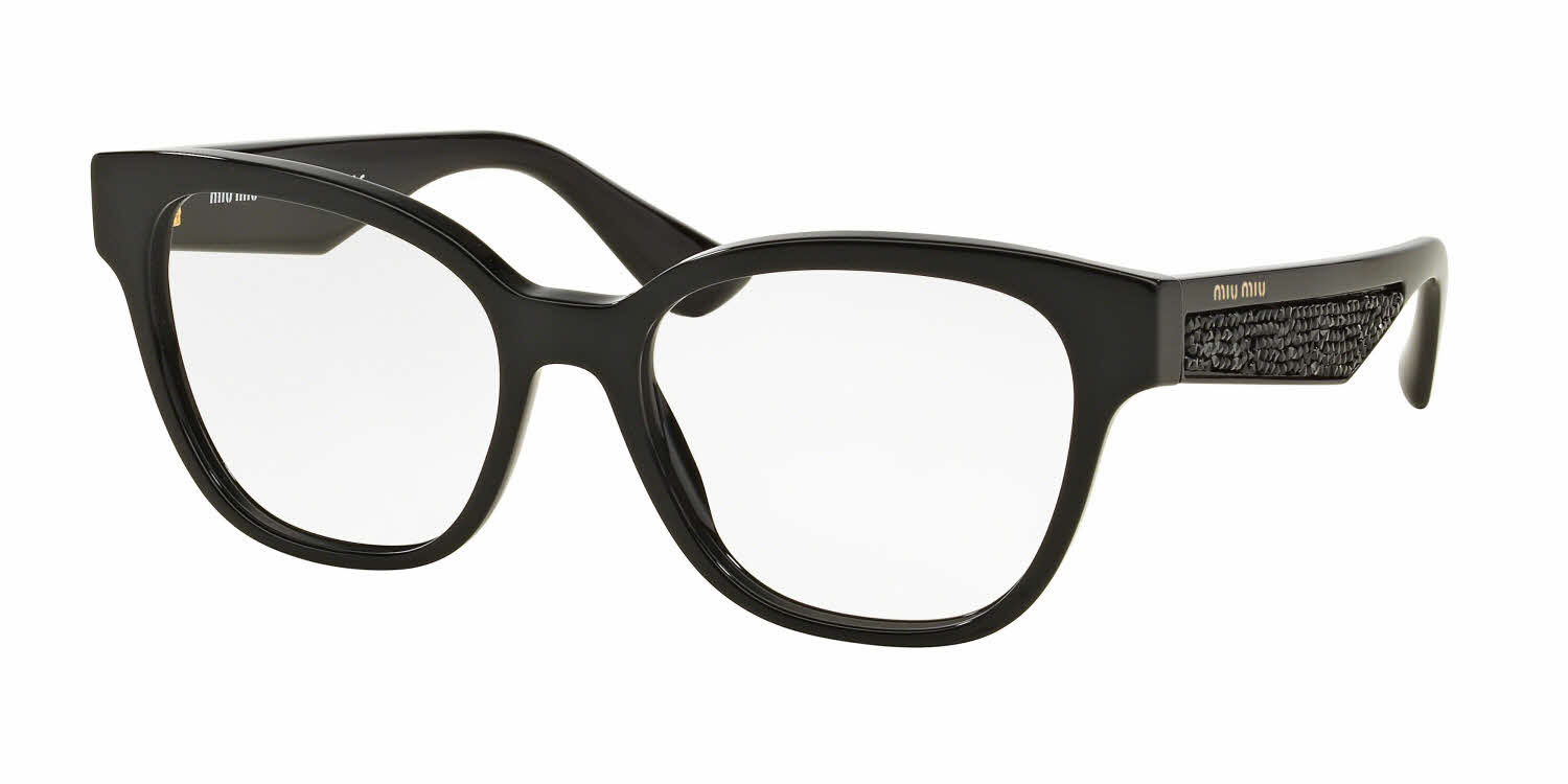 miu miu mu 06ova alternate fit eyeglasses