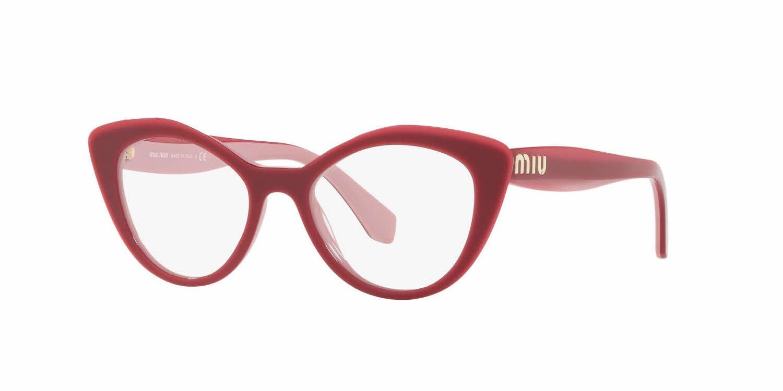 658cfcbd5a7 Miu Miu MU 01RV Eyeglasses