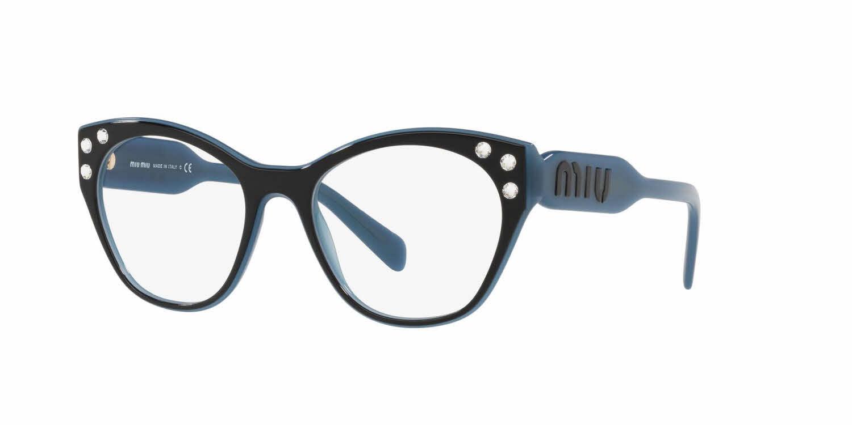 35e038cdd152b Miu Miu MU 02RV Eyeglasses