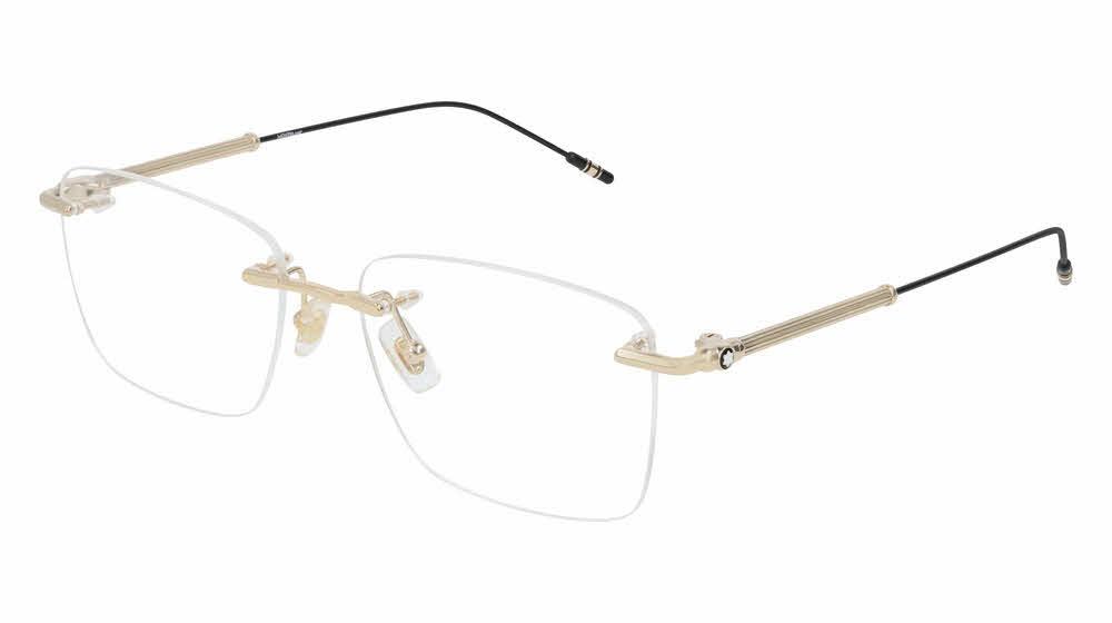 93ceb00739 Mont Blanc MB0038O Eyeglasses