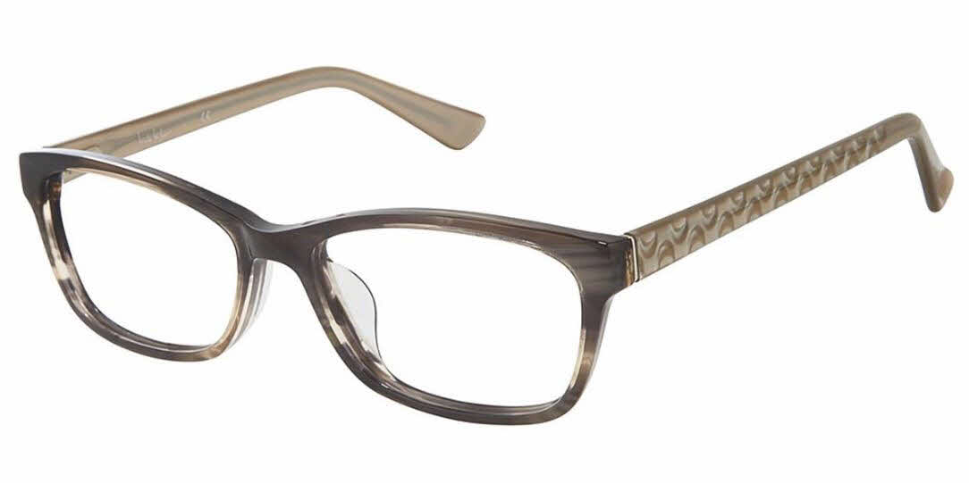 Nicole Miller CarrollUF Tailored Fit Eyeglasses