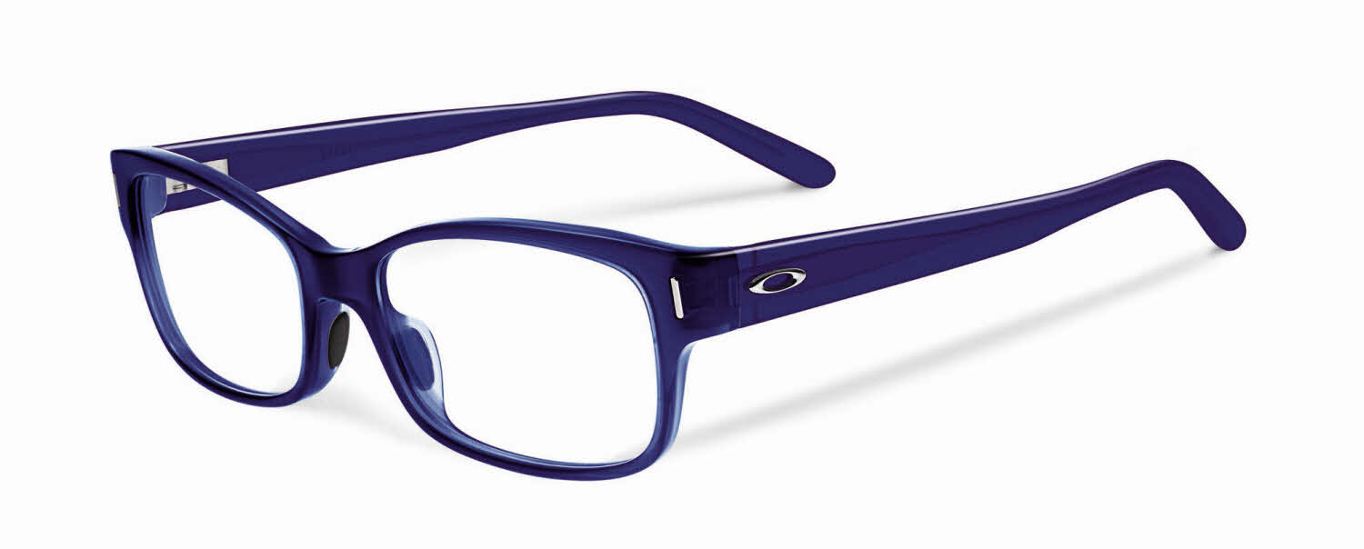 blue oakley glasses dl4w  Oakley Impulsive Eyeglasses