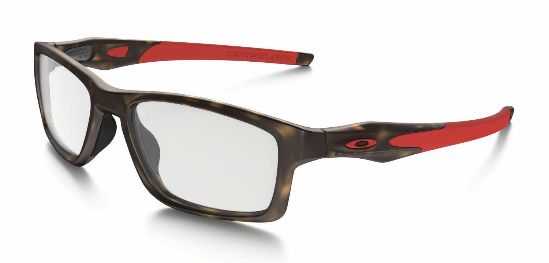 Oakley Crosslink Mnp Trubridge Eyeglasses Free Shipping