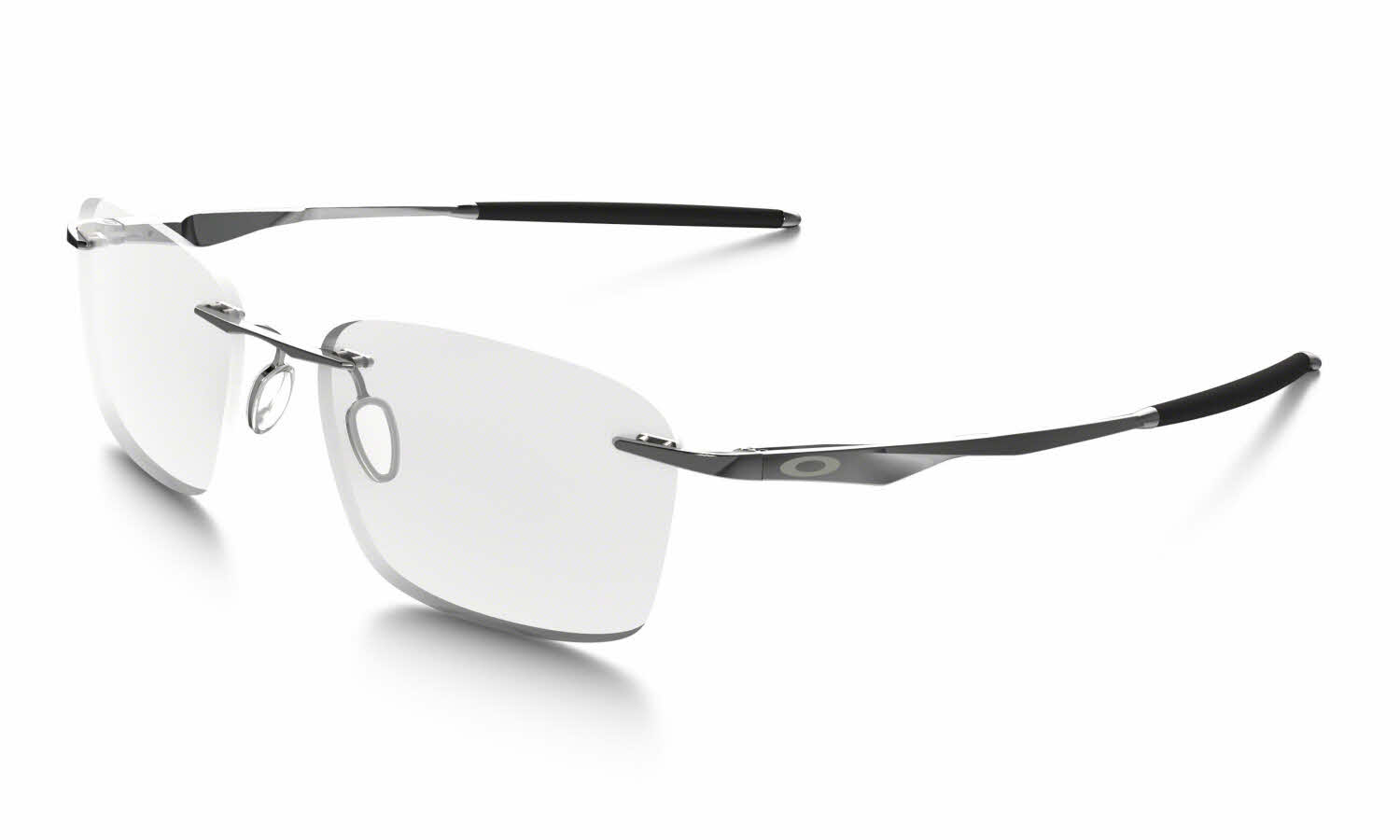 Japanese Frameless Glasses : Oakley Wingfold EVS Eyeglasses Free Shipping
