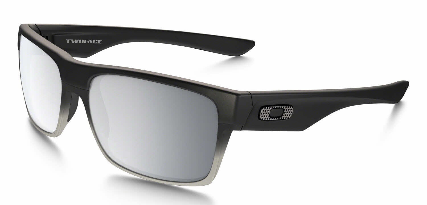 mens oakleys jtld  oakley twoface chrome lense sunglasses mens