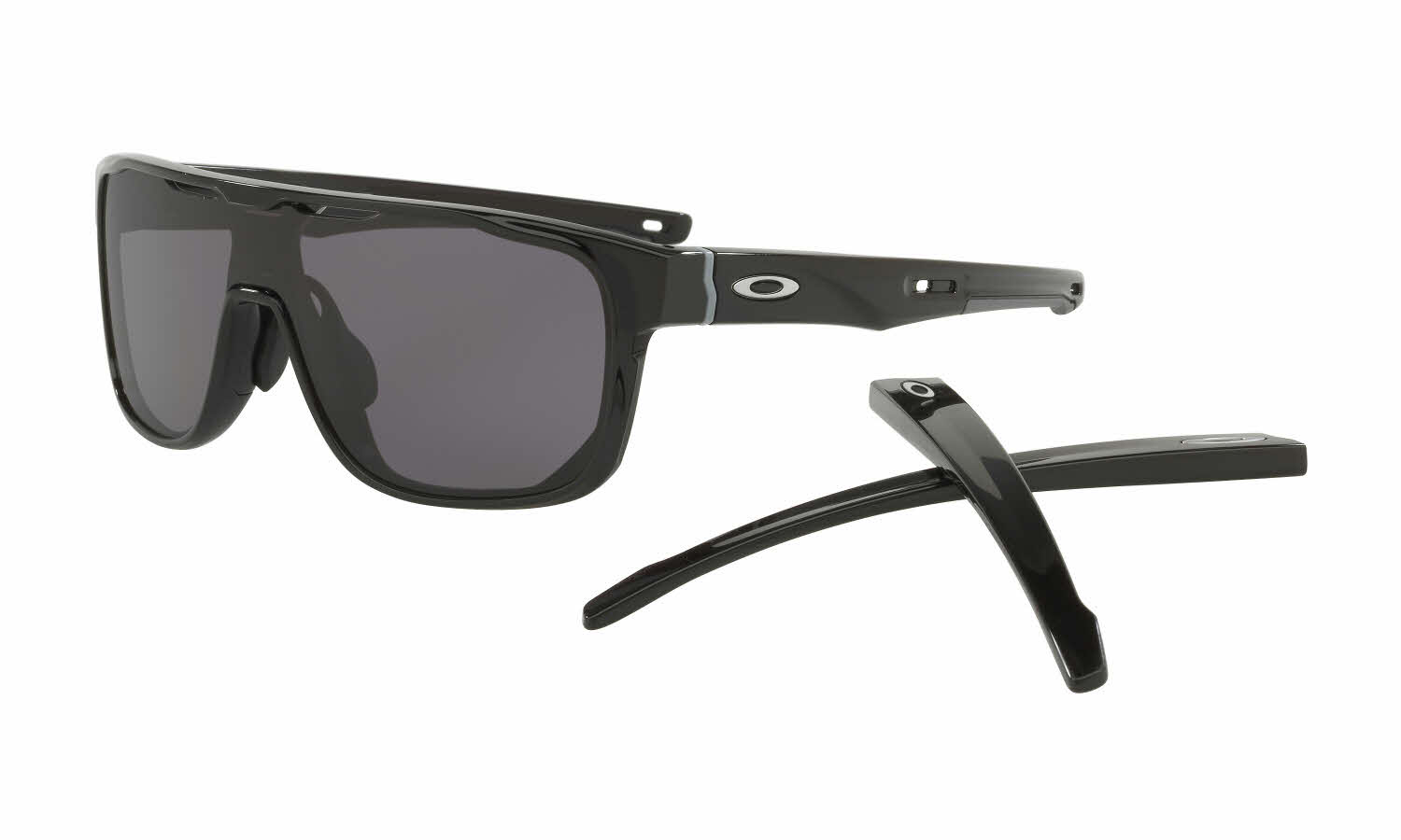oakley crossrange shield lenses