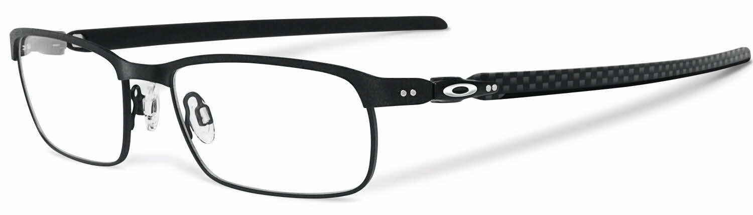 Eyeglass Frames And Lenses : Oakley Tincup Carbon Eyeglasses Free Shipping