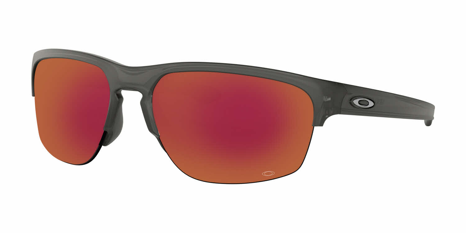 Oakley Sliver Edge - Alternate Fit Prescription Sunglasses