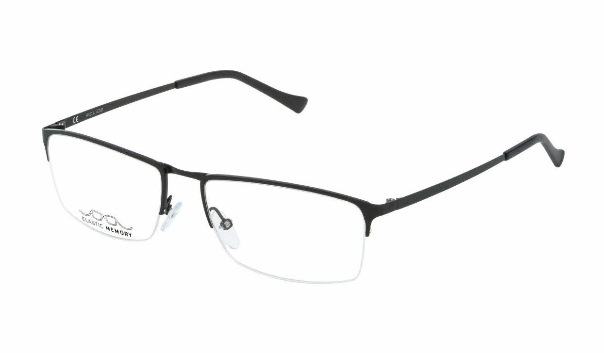 Eyeglasses Invisible Frame : Police VPL244 Eyeglasses Free Shipping