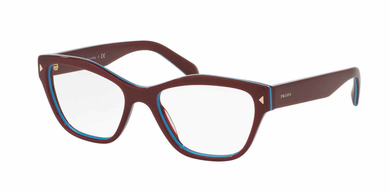 Glasses Frame Prada : Prada PR 27SV Eyeglasses Free Shipping