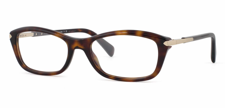 Eyeglasses Frame Prada : Prada PR 04PV Eyeglasses Free Shipping