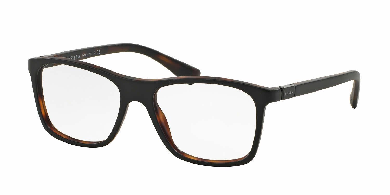 Prada Eyeglasses Frames Direct : Prada PR 05SVF - Alternate Fit Eyeglasses Free Shipping