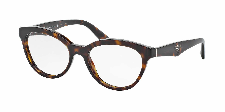Prada PR 11RV - Triangle Eyeglasses