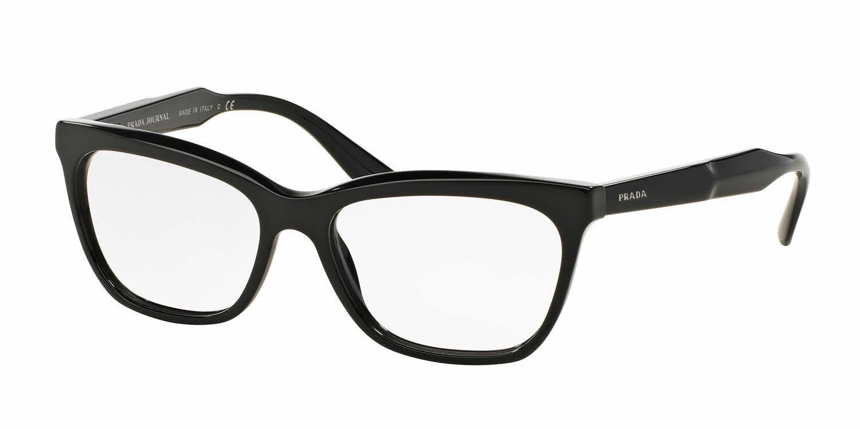 Prada PR 24SVF - Journal Alternate Fit Eyeglasses