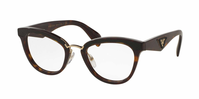 Prada Eyeglasses Frames Direct : Prada PR 26SV - Ornate Eyeglasses Free Shipping