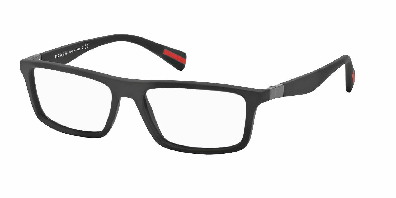 Prada Eyeglasses Frames Direct : Prada Linea Rossa PS 02FV Eyeglasses Free Shipping