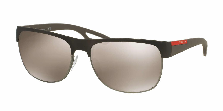 Prada Linea Rossa PS 57QS - LJ Silver Sunglasses