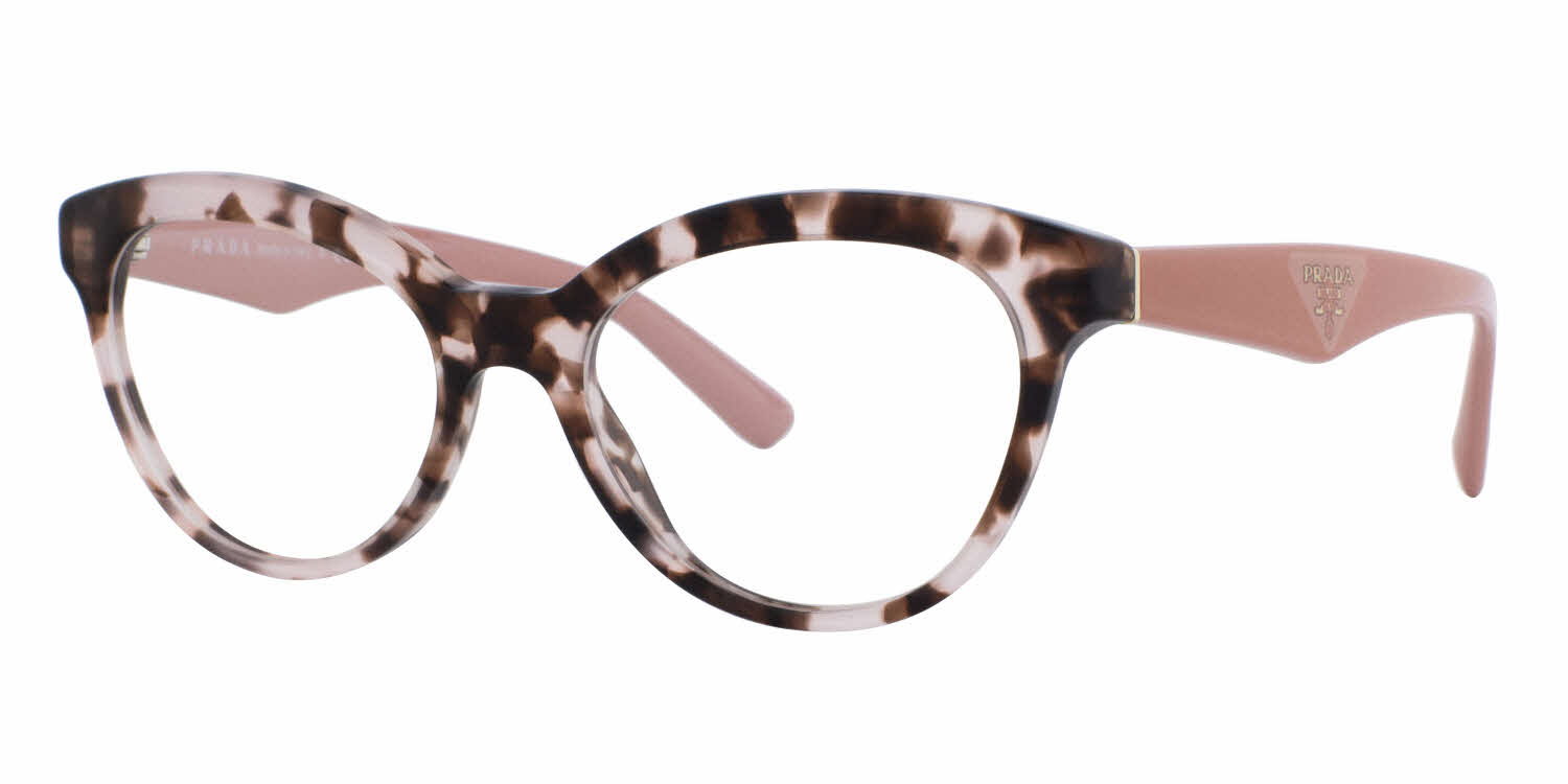 2e08b33a18 Prada PR 11RV - Triangle Eyeglasses