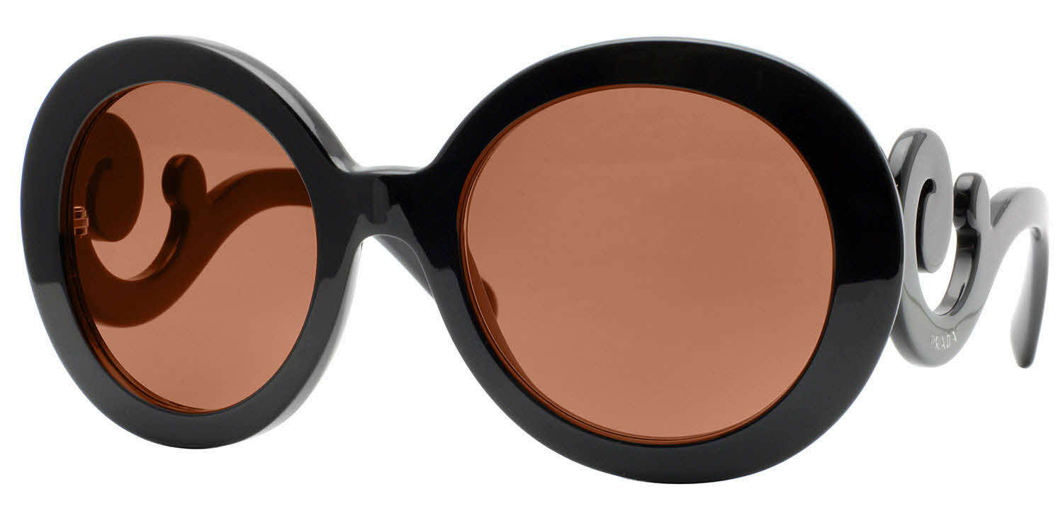 Prada PR 27NS - Minimal Baroque Prescription Sunglasses