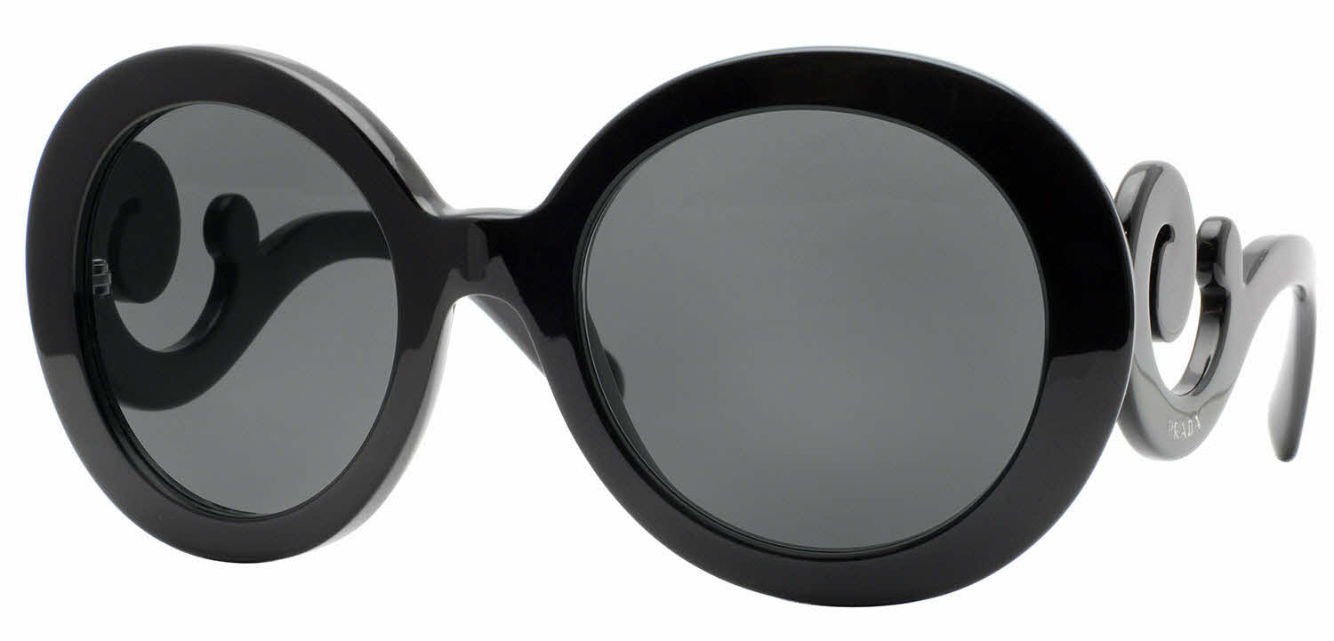 4da8ce5272d Prada PR 27NS - Minimal Baroque Prescription Sunglasses
