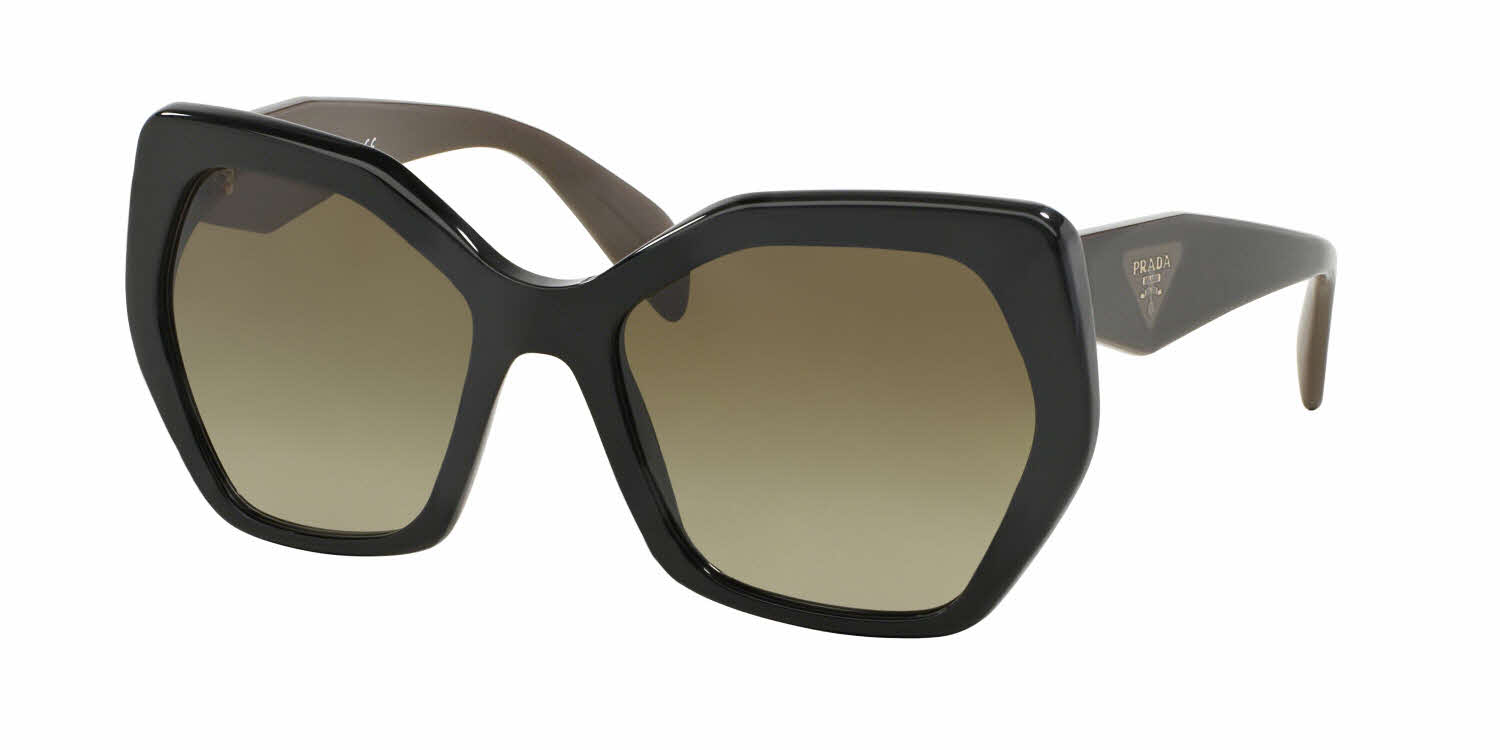 d91b6c8e12 Prada PR 16RSF - Alternate Fit Sunglasses
