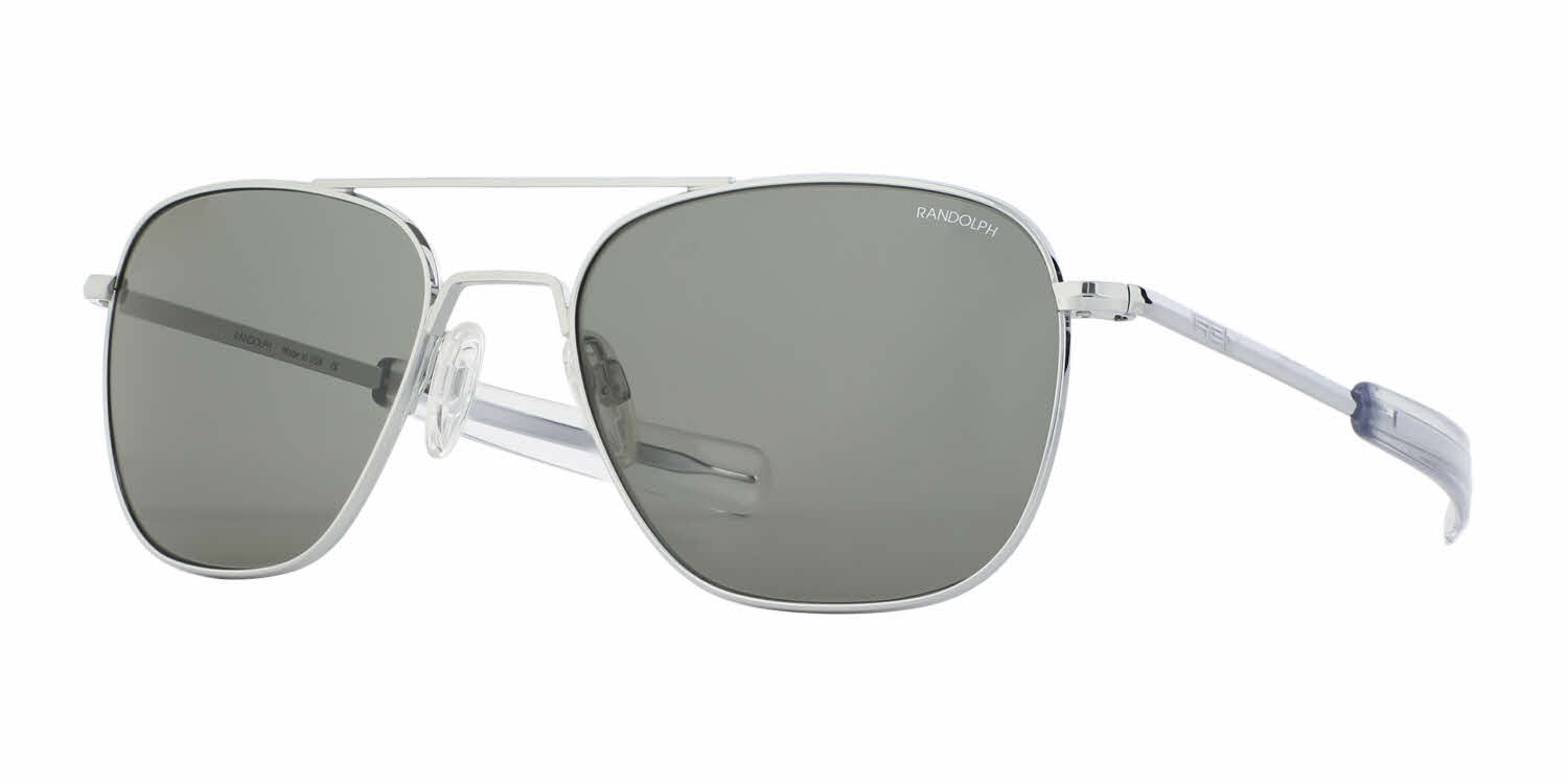 e6ced83936 Randolph Engineering Aviator - Bayonet Temple Sunglasses