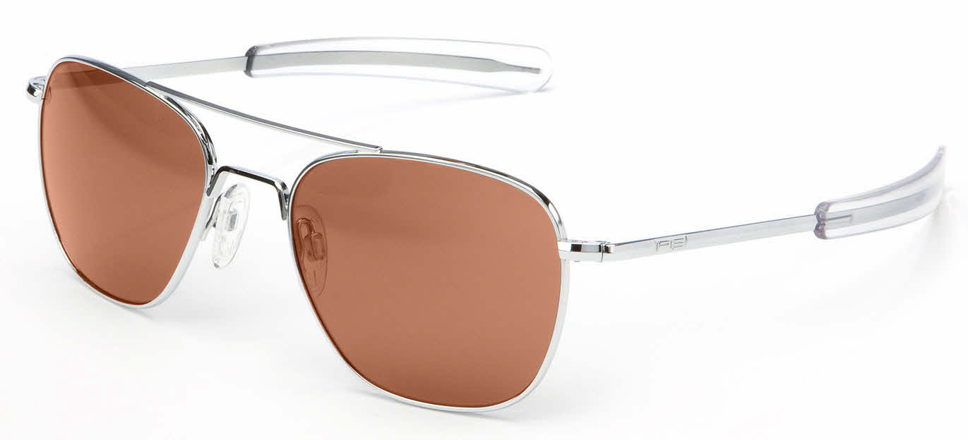 Randolph Engineering Aviator - Bayonet Temple Prescription Sunglasses