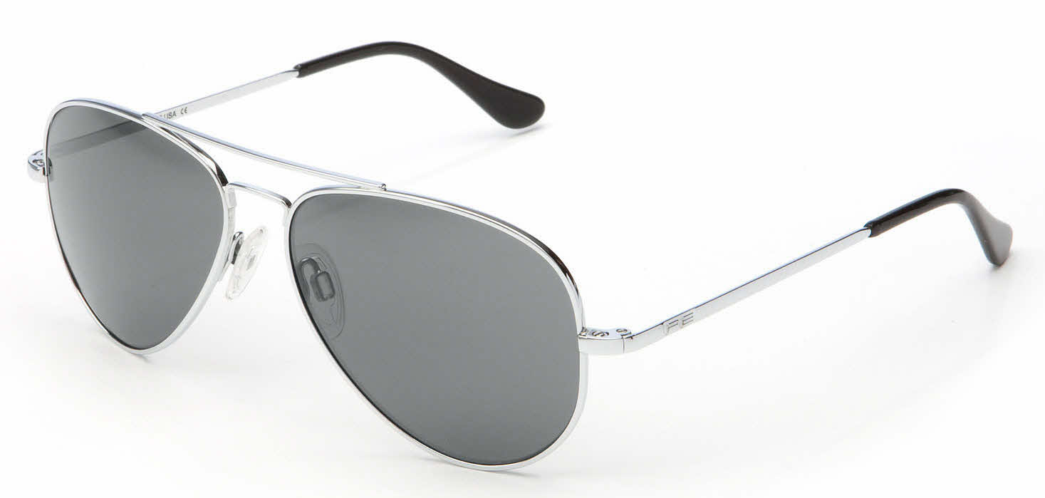 Randolph Engineering Concorde-Skull Temple Prescription Sunglasses