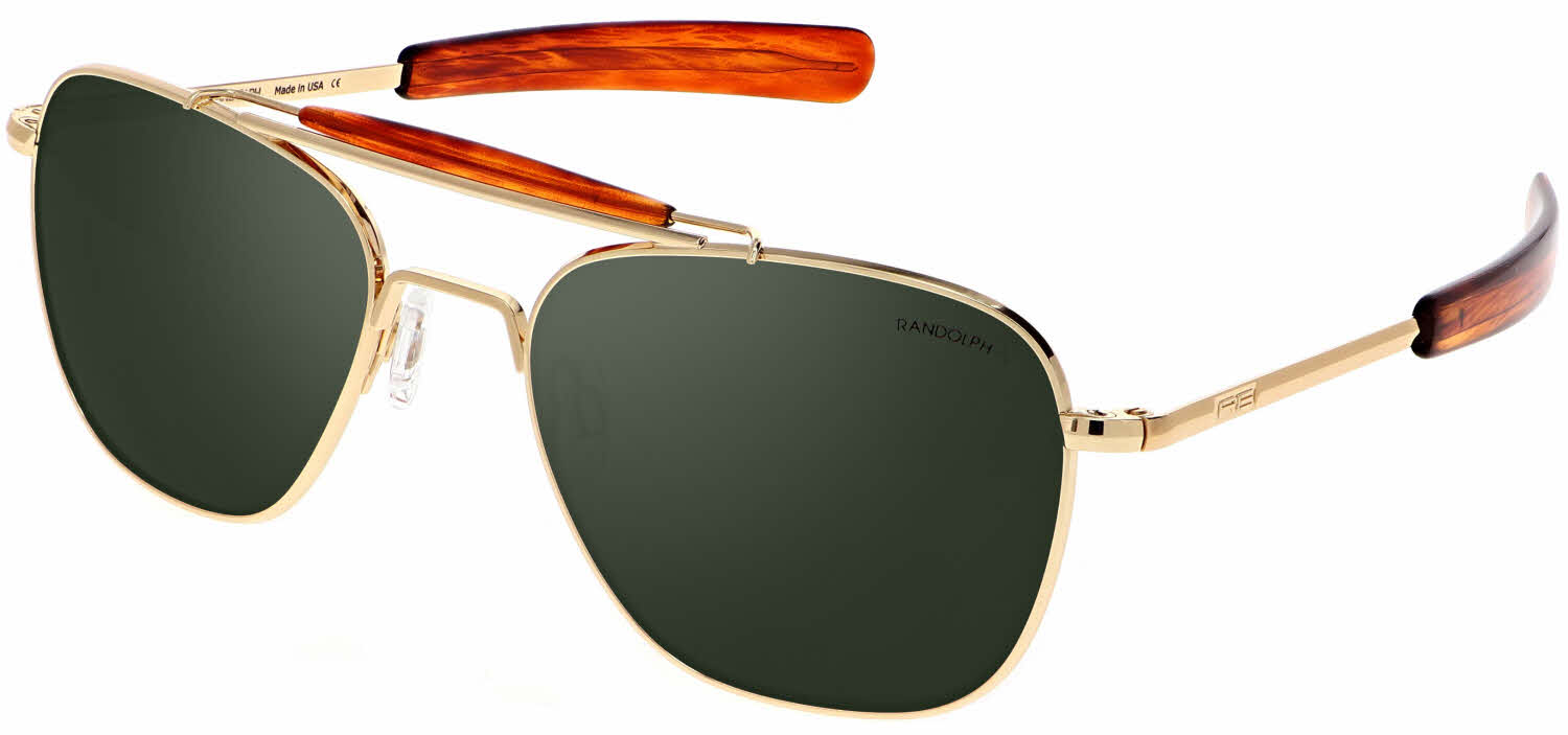 Randolph Engineering Aviator II Prescription Sunglasses