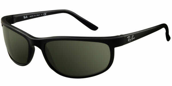 Ray Ban Black Sunglasses  ray ban rb2027 predator 2 wrap sunglasses free shipping