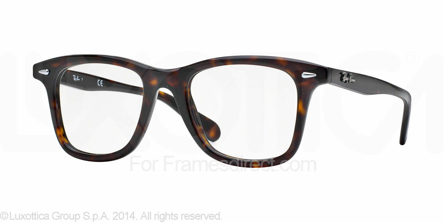 Ray Ban Glasses Large Frame : Ray Ban Eye Glasses Frame