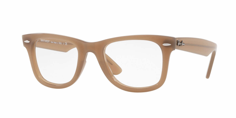 1608acf9bd ... Rx-able Eyeglasses Frames HIGHSTREET RB 5206 2445 54-18. Ray-Ban  RX4340V Eyeglasses