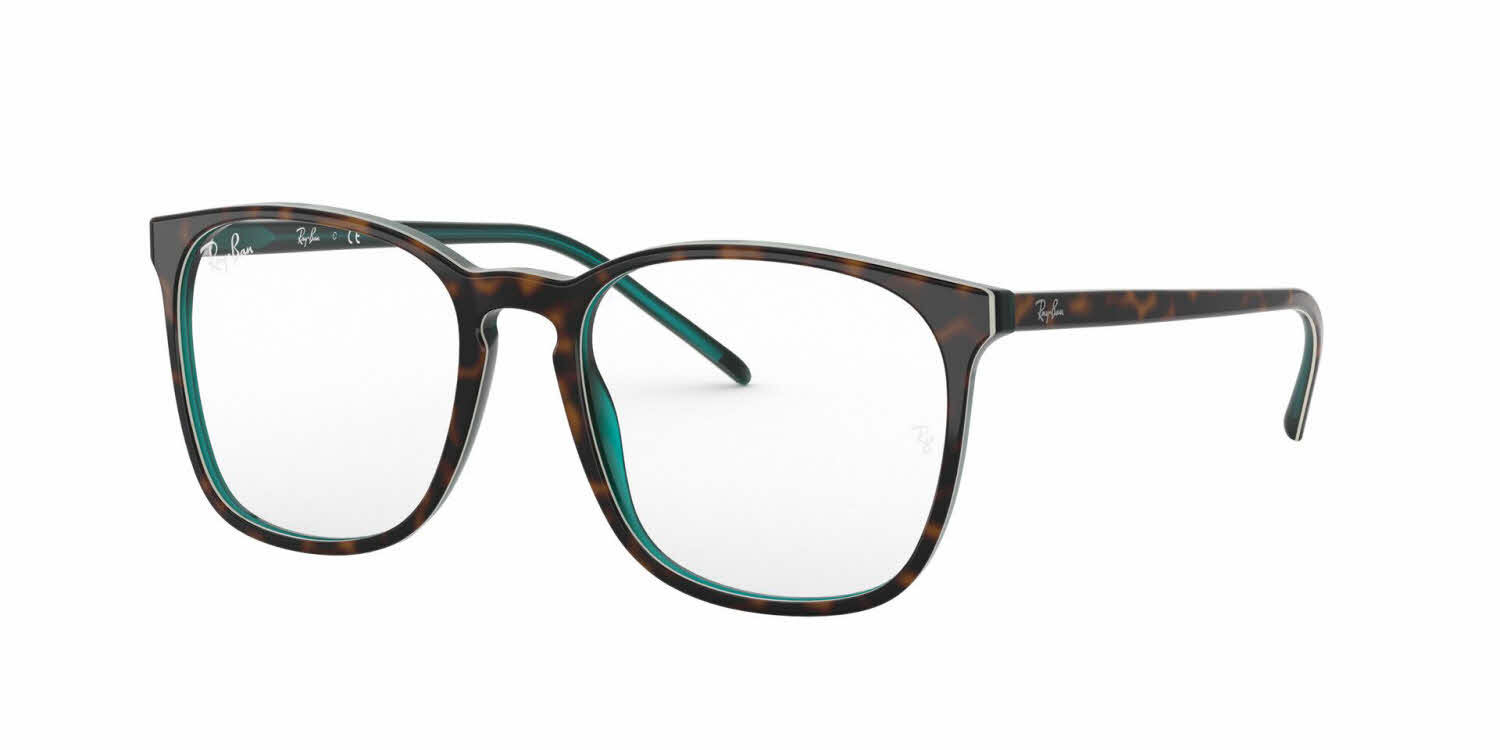 Ray-Ban RX5387F - Alternate Fit Eyeglasses