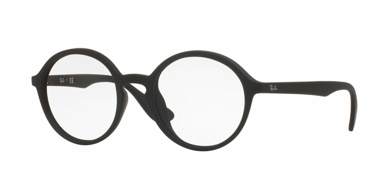 Ray-Ban RX7075F - Alternate Fit Eyeglasses