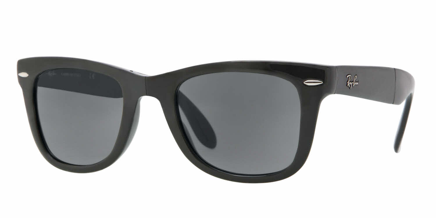 Ray-Ban RB4105 - Folding Wayfarer Prescription Sunglasses
