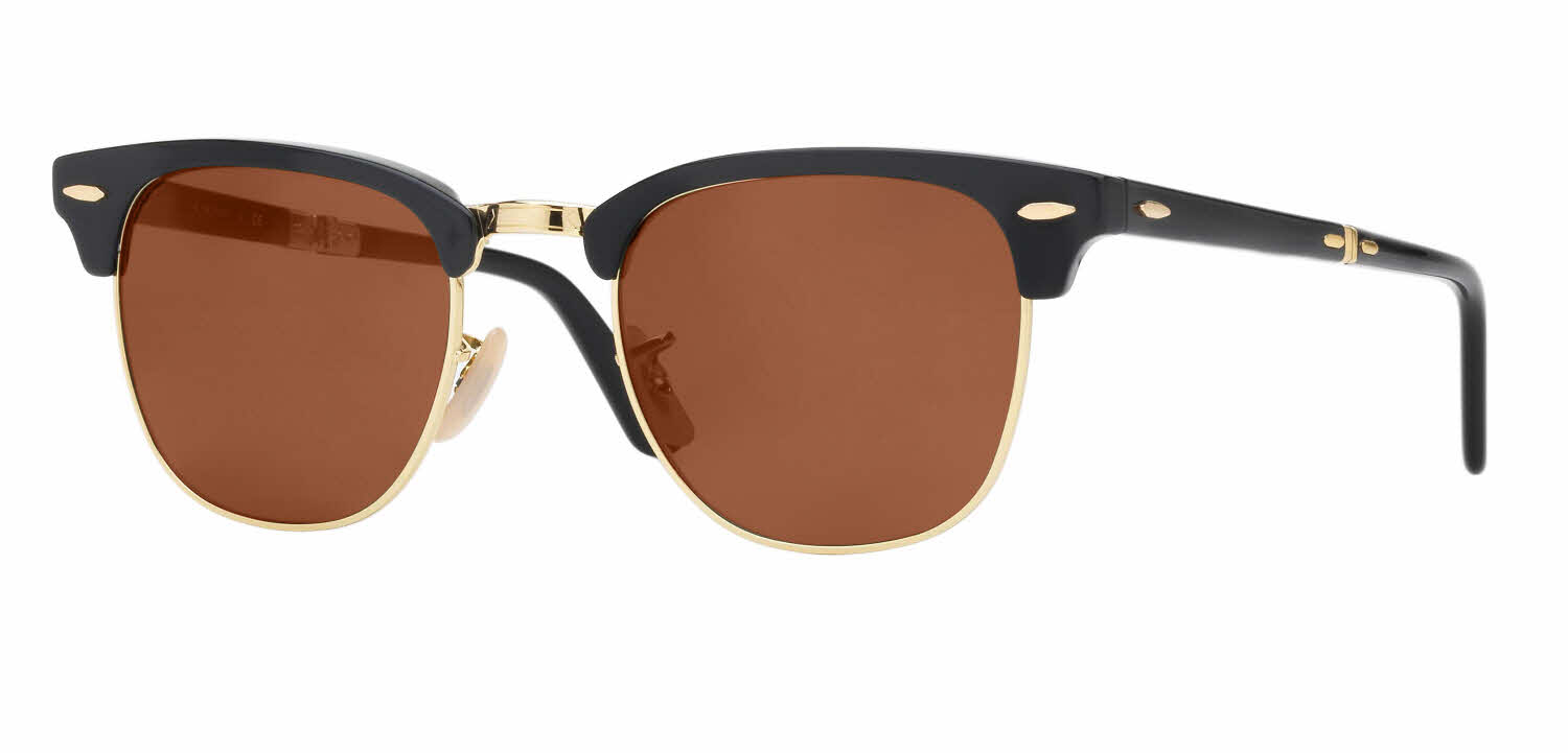 Ray-Ban RB2176 - Folding Clubmaster Prescription Sunglasses