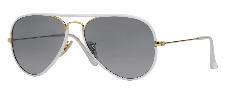 Ray-Ban RB3025JM - Full Color Aviator Prescription Sunglasses