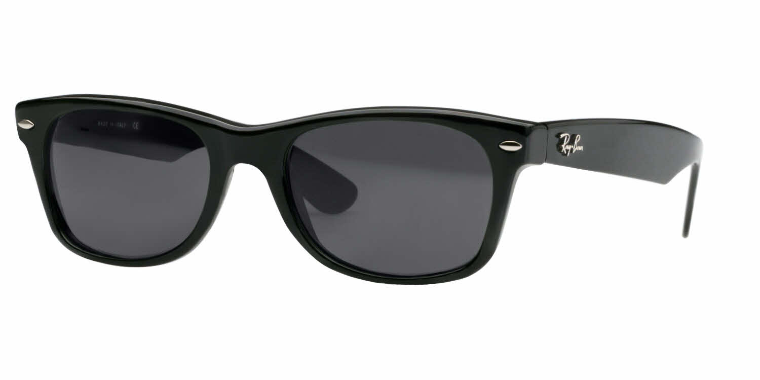 Ray-Ban RB2132F - New Wayfarer Alternate Fit Prescription Sunglasses
