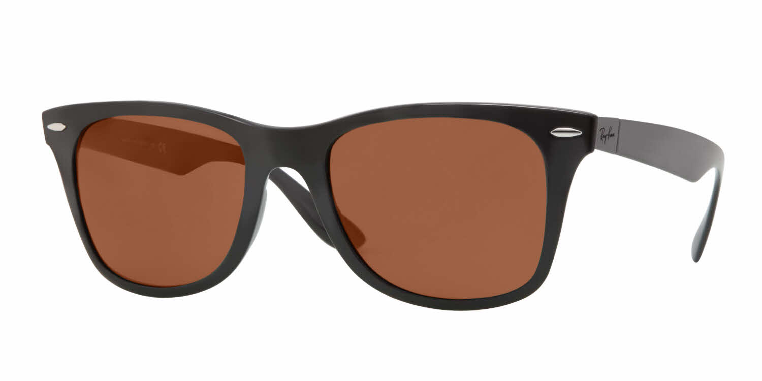 Ray-Ban RB4195 - Wayfarer Liteforce Prescription Sunglasses