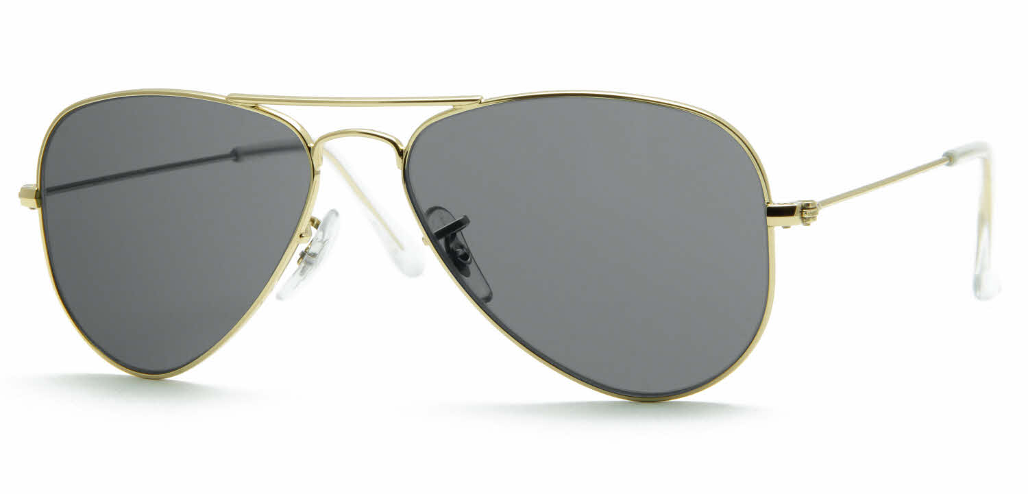 Ray-Ban RB3044 - Small Metal Aviator Prescription Sunglasses