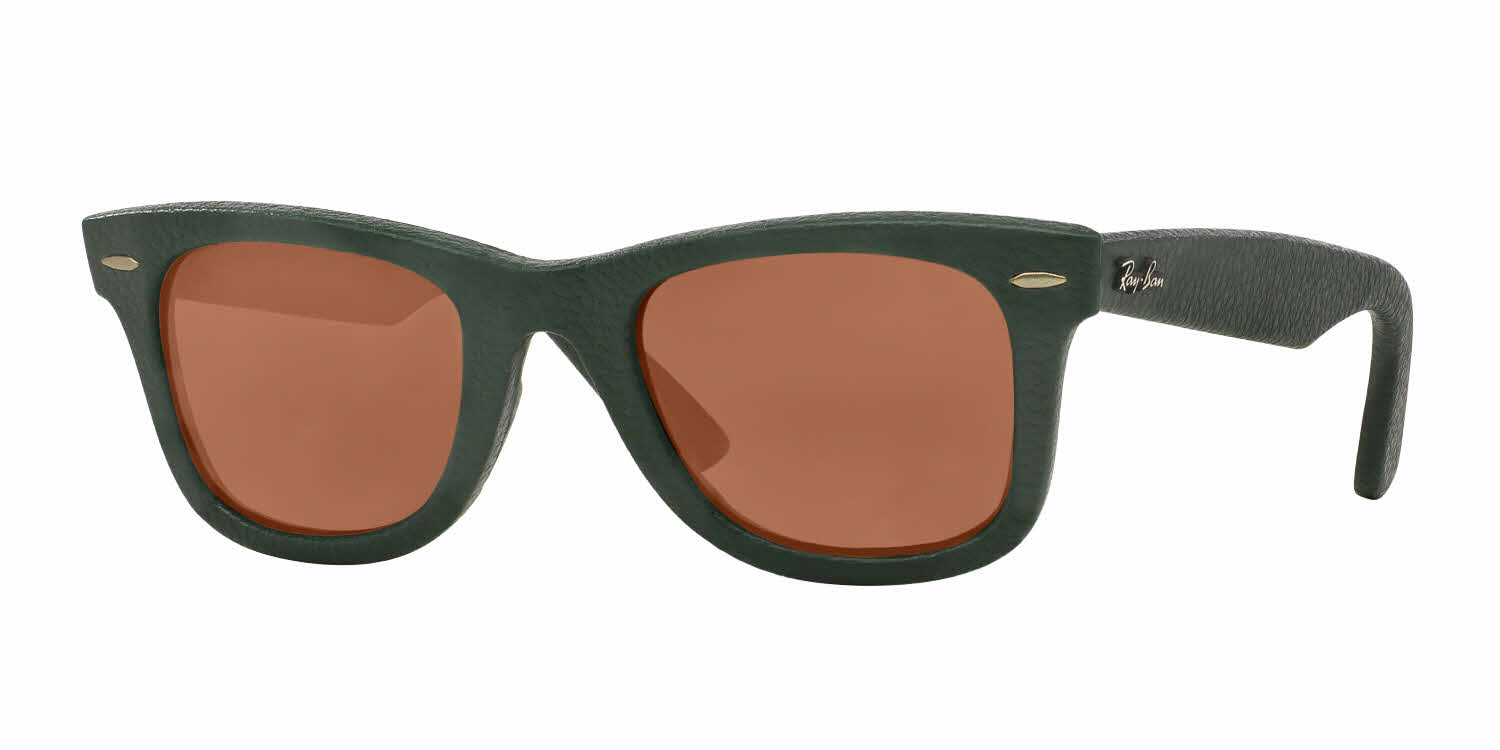 Ray-Ban RB2140QM - Wayfarer Leather