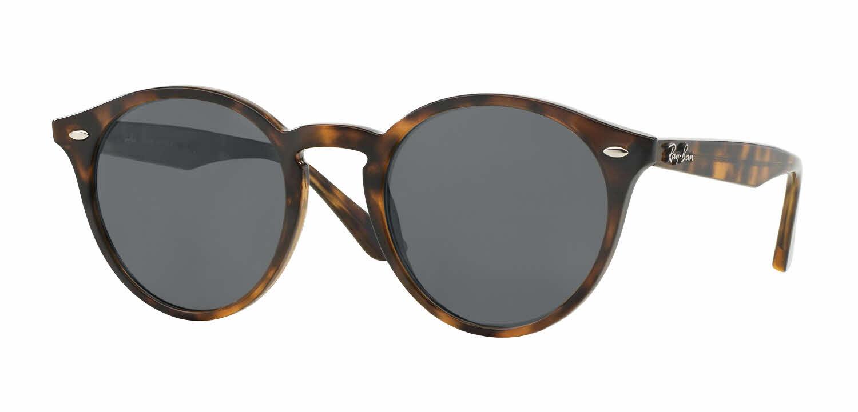 Ray-Ban RB2180 - Round Prescription Sunglasses