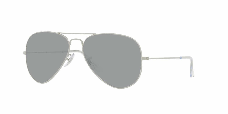 Ray-Ban RB3025 - Large Metal Aviator Prescription Sunglasses
