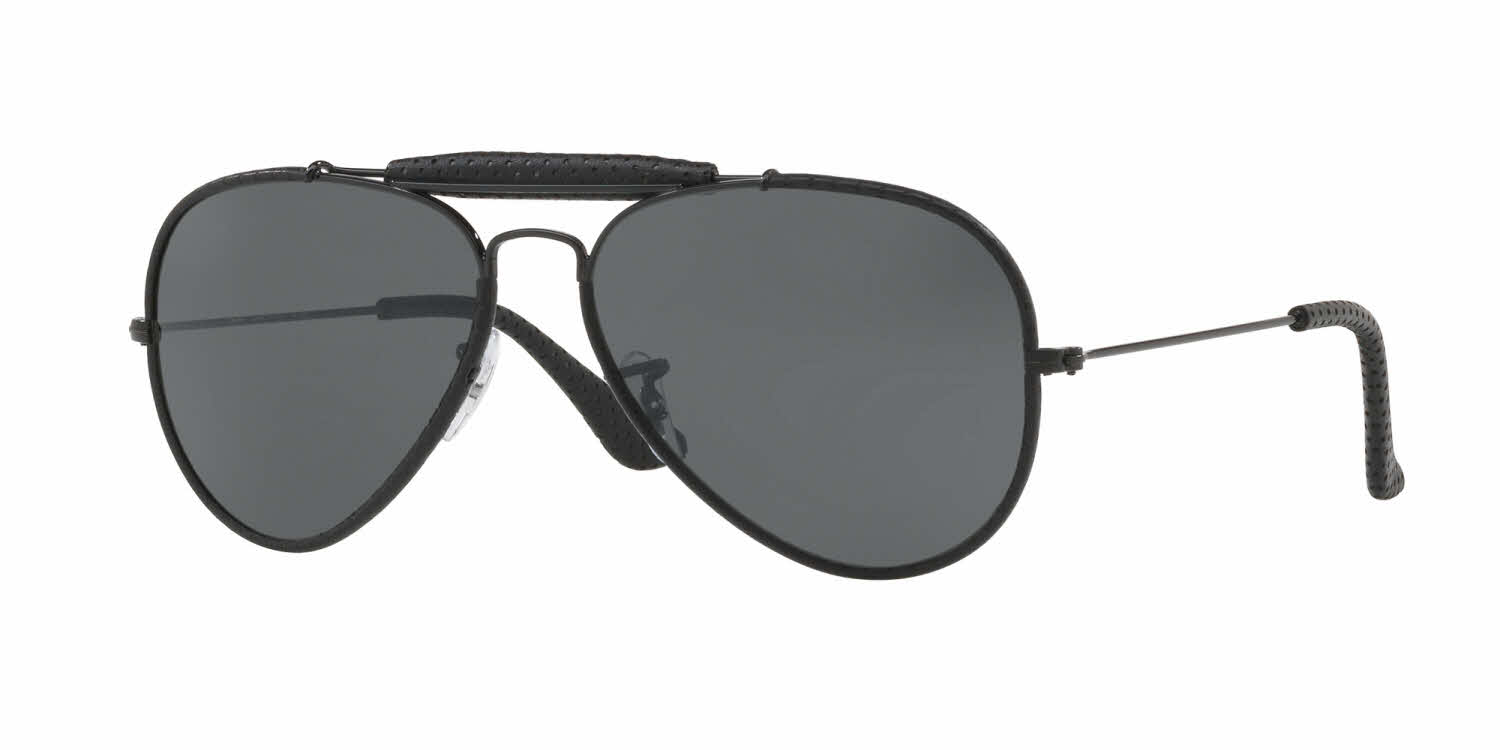 Ray-Ban RB3422Q - Aviator Craft Prescription Sunglasses