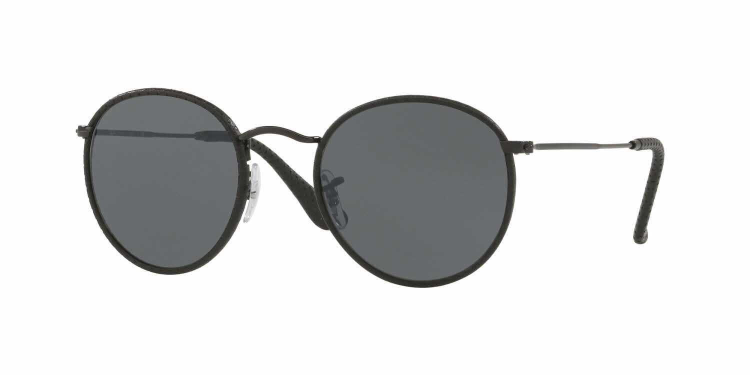Ray-Ban RB3475Q - Round Craft Prescription Sunglasses